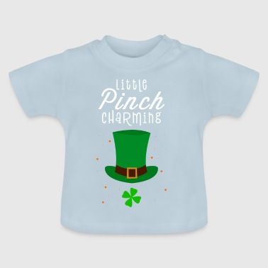 St. Patrick's Day Little Pinch Charming - Baby T-Shirt