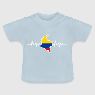 Colombie - T-shirt Bébé