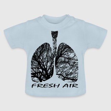 frisse lucht - Baby T-shirt