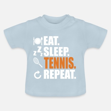 Tennis Tennis Tennis Player Tennis Ball - Baby T-shirt