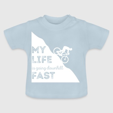 Mountainbiken - Mountainbike - Mountainbiker - Baby T-Shirt