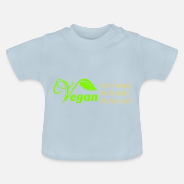Philosophy Vegan Philosophy - Baby T-Shirt