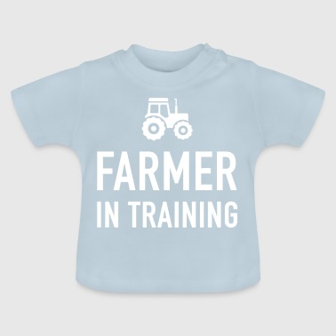 Funny Gift For Farm Kids - Baby T-Shirt