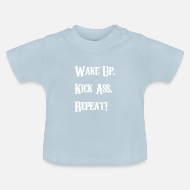 Kick kick Ass - Baby T-shirt
