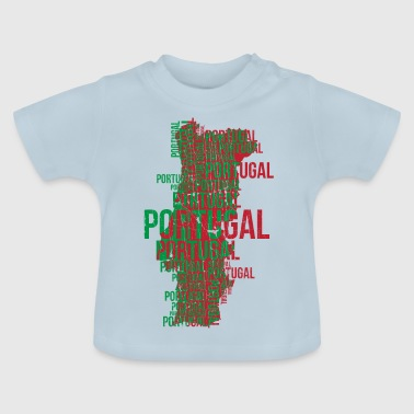 Portugal Portuguese World Cup Soccer - Baby T-Shirt