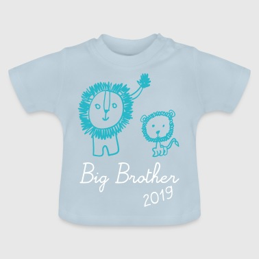 Lion Big Brother Big Brother 2019 T-shirt - Baby-T-shirt