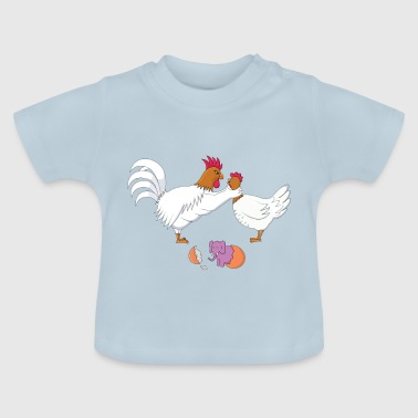 Cheating Huhn - Baby T-Shirt
