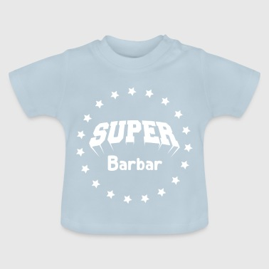 124 Super Barbar - Baby T-Shirt