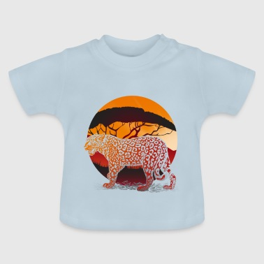 Jaguar safari - T-shirt Bébé