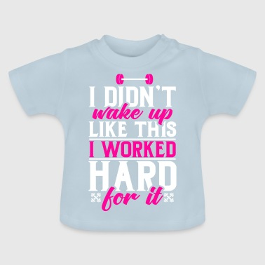 Fitness Gym - Baby T-shirt