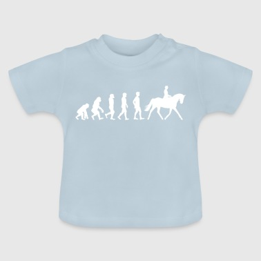 Evolution Dressage Dressage Tournament Rider - T-shirt Bébé