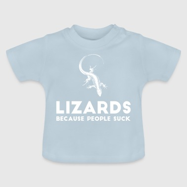 Lizard - Lizards - Lizard owners - Funny - Baby T-Shirt