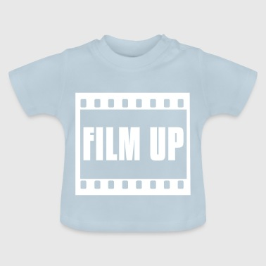 Film upp - Baby-T-shirt