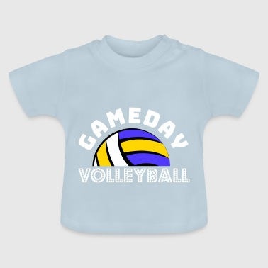 Volleybal volleybal - Baby T-shirt