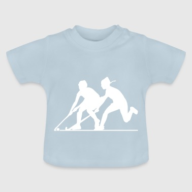 hockey sur gazon - T-shirt Bébé