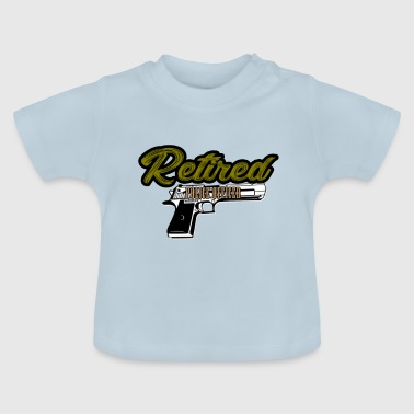 Retired policeman - Baby T-Shirt