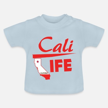 Californië Californië - Californië - Baby T-shirt