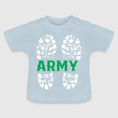 Army Army Soldier Presentidé - Baby-T-shirt