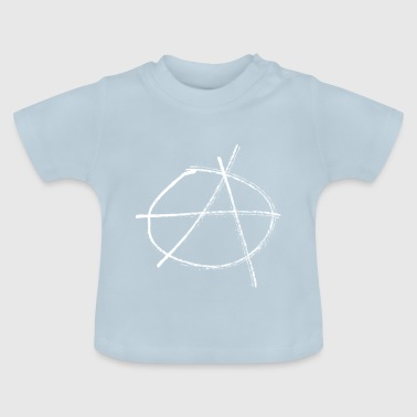 anarchie - T-shirt Bébé