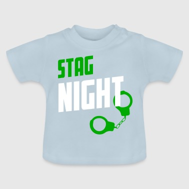 Stag Night STAG DO - Baby T-Shirt