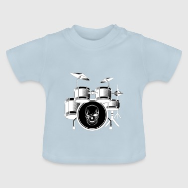 Trommel set - Baby T-Shirt