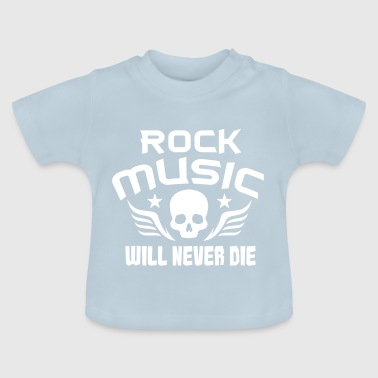 Rock music - Baby T-Shirt