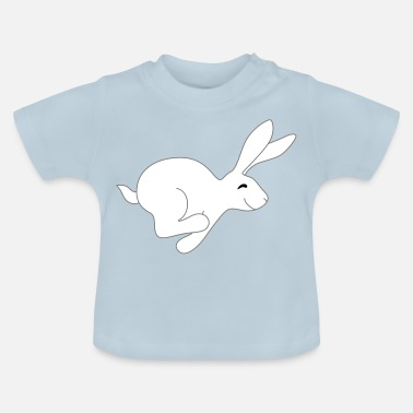 Bunny fast bunny - Baby T-Shirt