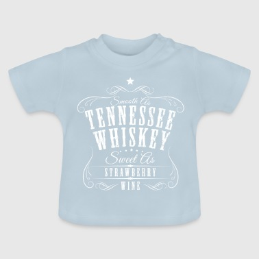 Whisky whisky - Baby-T-shirt