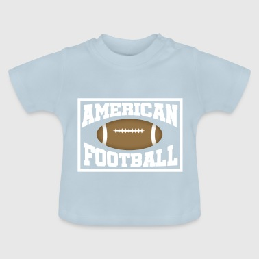 American football, football sports jersey - Baby T-Shirt