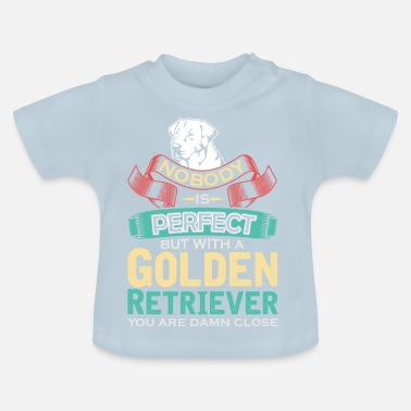 Retriever Gouden retrievers - Baby T-shirt