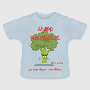 brutal broccoli - Baby T-Shirt