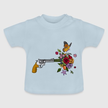 The revolver of peace - Baby T-Shirt