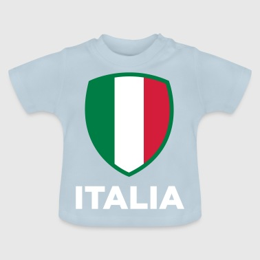 Nationalflagge von Italien - Baby T-Shirt