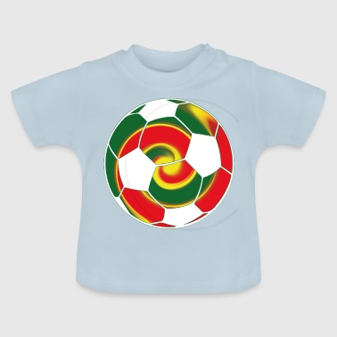 Portugal bal - Baby T-shirt
