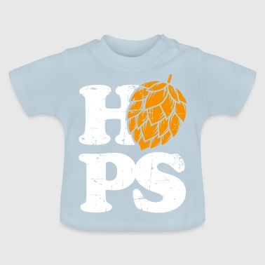 Beer hops - Baby T-Shirt