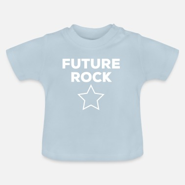 Future Rock Star Future Rock Star - Baby T-Shirt