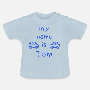 Cadeau Tom MIJN NAAM IS TOM - Baby T-shirt