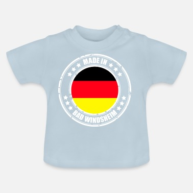 Wind BAD Winds - Baby-T-shirt