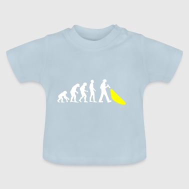 Evolution Polizei Kripo Spurensicherung - Baby T-Shirt