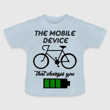 the mobile device - Baby T-Shirt