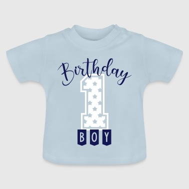 birthday boy 1 - Baby T-Shirt