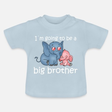 Grote Grote broer - Baby T-shirt