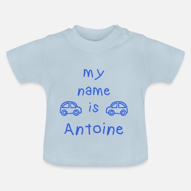 Antoine MIJN NAAM IS ANTHONY - Baby T-shirt