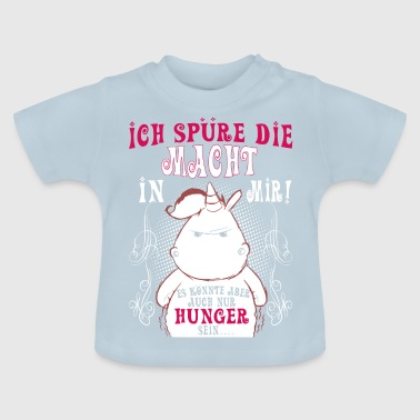 unicorn hunger - Baby T-Shirt