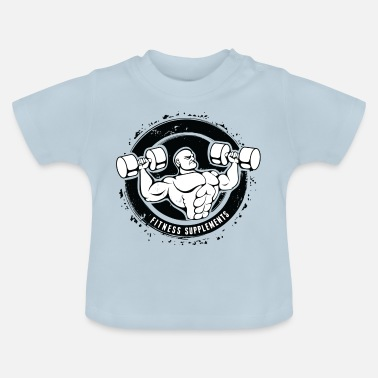 Supplement Fitness supplements - Baby T-Shirt