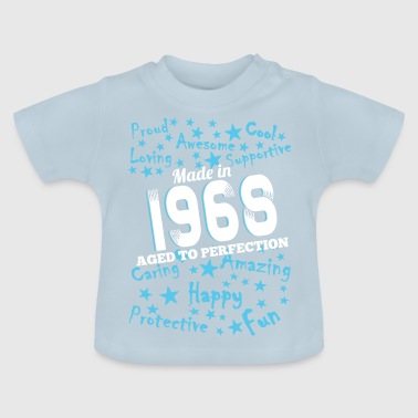 Made In 1968 Aged to Perfection - Baby T-shirt