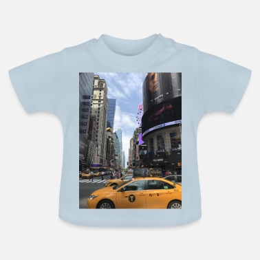 New York New York - T-shirt Bébé