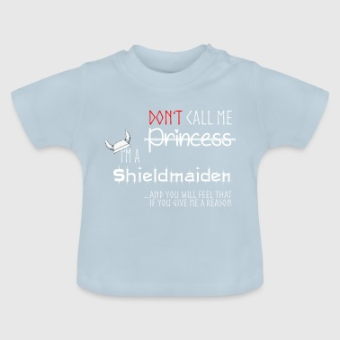 Shield Maiden, Vikingen - Baby T-shirt