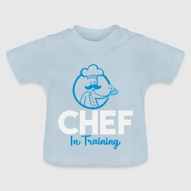 Chef-kok in opleiding - Koken - Baby T-shirt