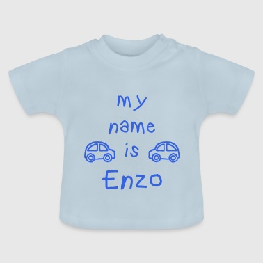 ENZO MY NAME IS - T-shirt Bébé